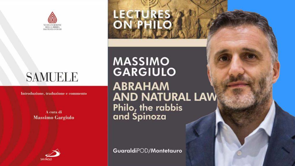 Massimo Gargiulo - Docente Pontificia Università Gregoriana