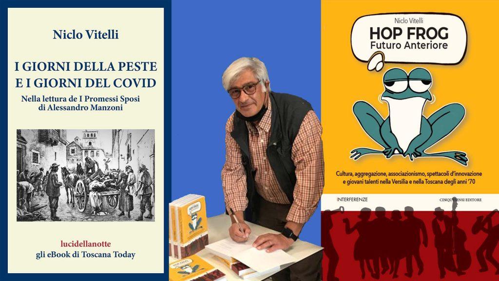 Niclo Vitelli, scrittore